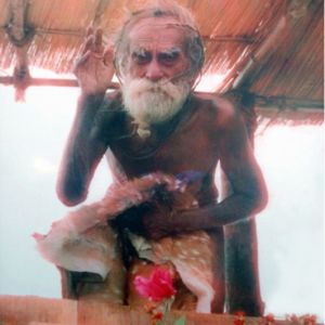 индийский святой Девраха Баба