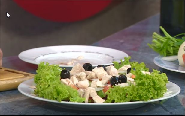 как приготовить греческий салат классический рецепт