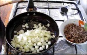 рецепт макарон по флотски из куриного фарша
