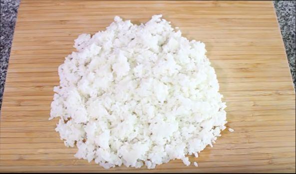 заправка для риса 250 гр для суши рецепт