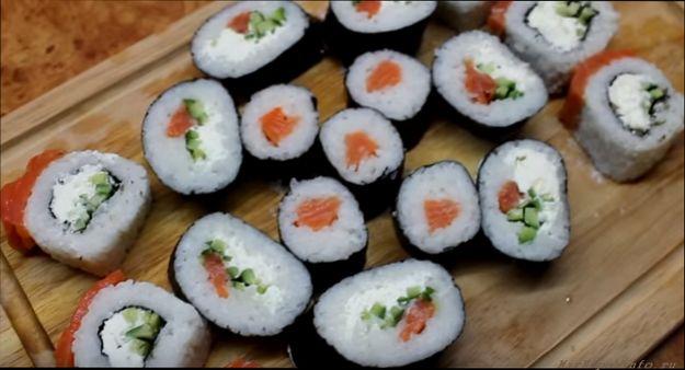 Сделать суши своими руками фото 761