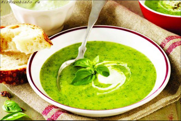 Зелень шпината щедра на витамины и белки