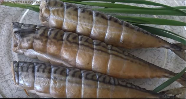 как приготовить рыбу холодного копчения в мультиварке