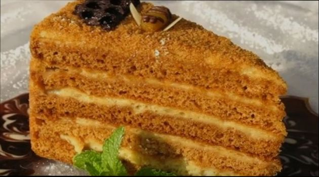 Мастер класс по приготовлению крема для торта