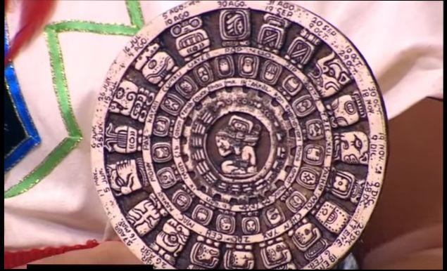 Календарь Майя - символы