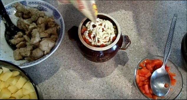 Рецепты приготовления в горшочках