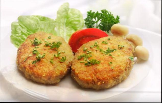 рецепты котлет из мяса с овощами