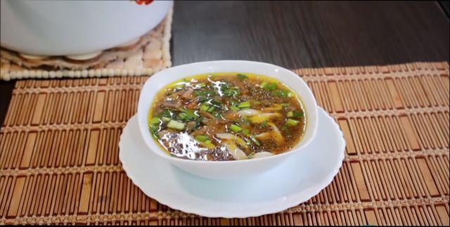 Суп с грибами — разные вариации и полезные советы