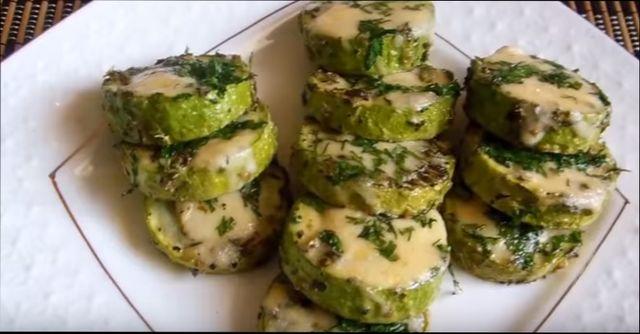 Кабачки в духовке — запеченные по лучшим рецептам