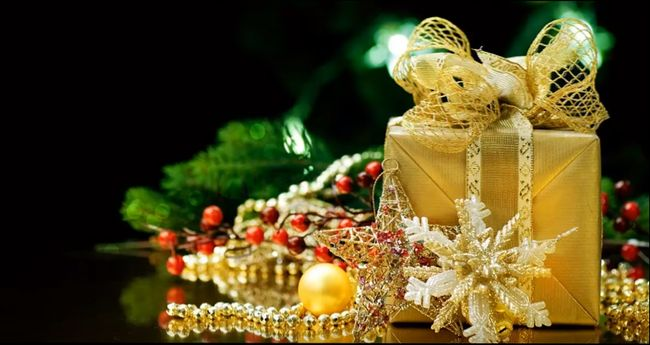 Подарки на Новый Год 2018 - интересные идеи новогодних подарков
