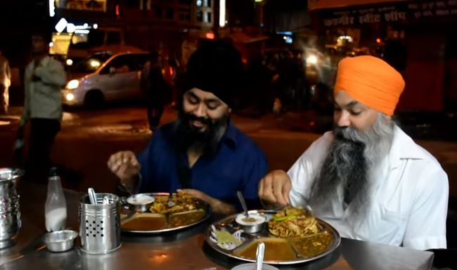 Индийская кухня сегодня
