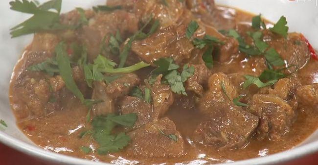 Мясные блюда в индийской кухне