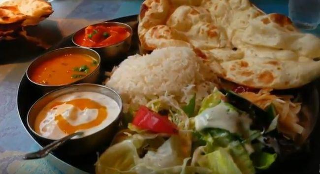 Формирование национальной кухни Индии