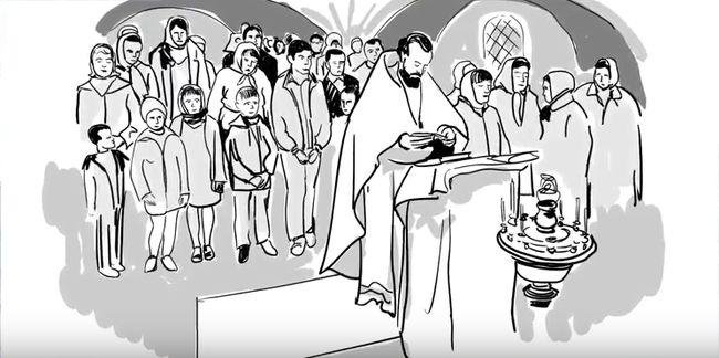 посещать в эти дни церкви