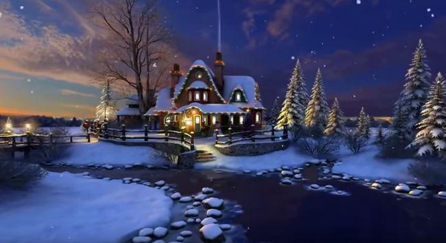 Рождественские гадания дома