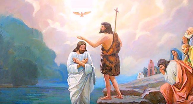 История возникновения праздника Крещение