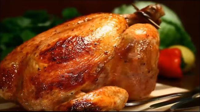 Курица запеченная в духовке с хрустящей корочкой – рецепты на праздничный стол
