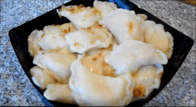 Как вкусно сделать вареники с картошкой - лучшие рецепты приготовления в домашних условиях