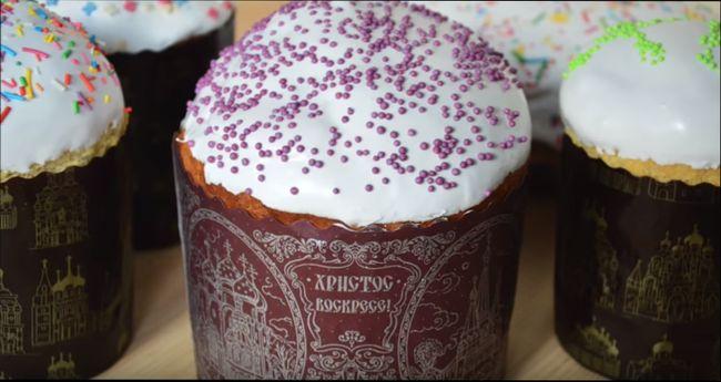 Пасхальные кексы (8 рецептов с фото)