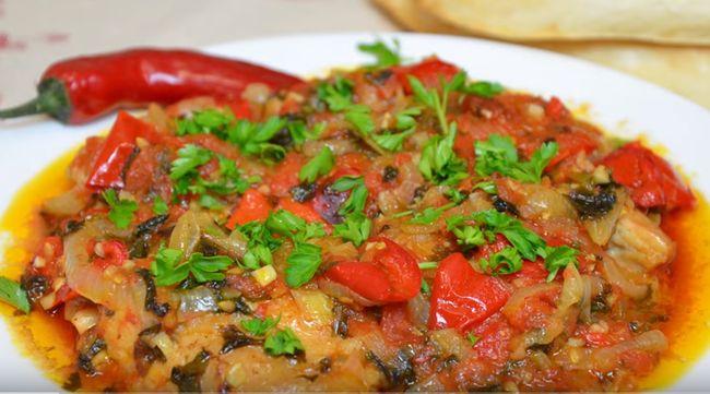 Рецепт традиционного, пряного и острого грузинского чахохбили с курицей