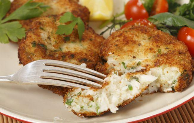Рыбные котлеты быстрый рецепт очень вкусные