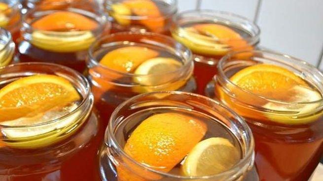 Варенье с одуванчиками и апельсинами