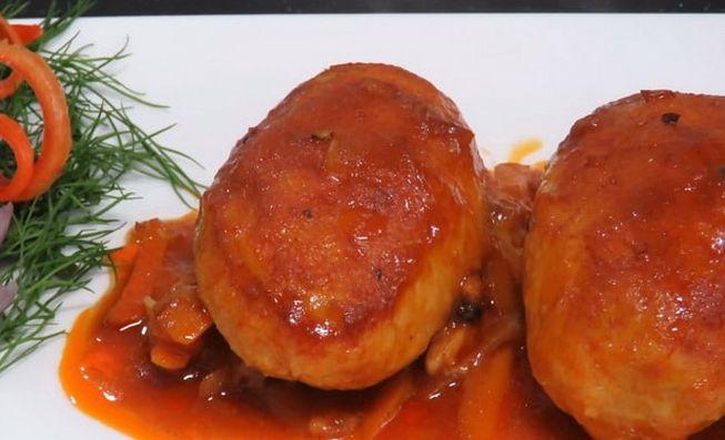 Домашний рецепт котлет из щуки в духовке с подливой