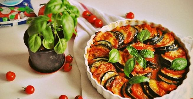 Рататуй - 5 рецептов приготовления вкусного блюда из овощей