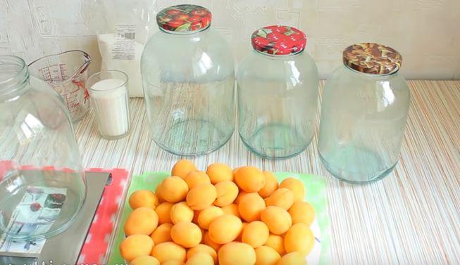 Как правильно делать закатку компота из абрикосов на зиму