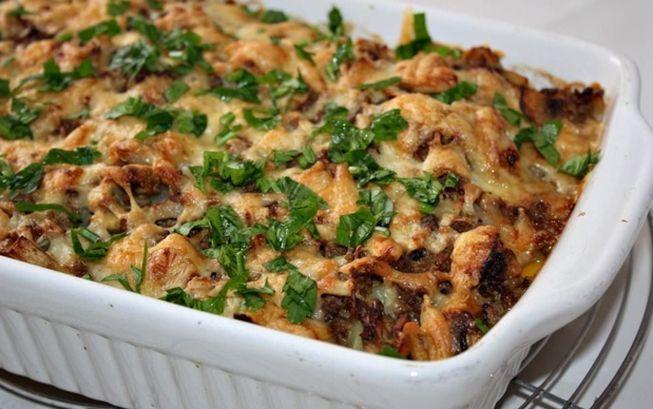 Вкусная картофельная запеканка с грибами – рецепты приготовления в духовке