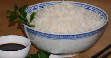 Как сварить рис рассыпчатым — правильные рецепты приготовления
