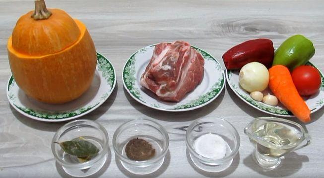 Как готовится такое тыкву в духовке
