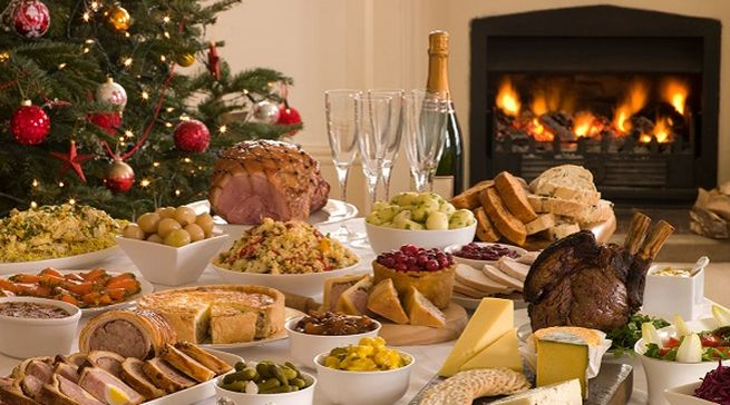 Новогодние закуски для встречи нового года - рецепты для праздничного стола