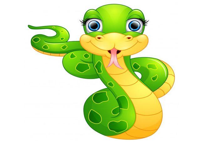 Деревянная змея