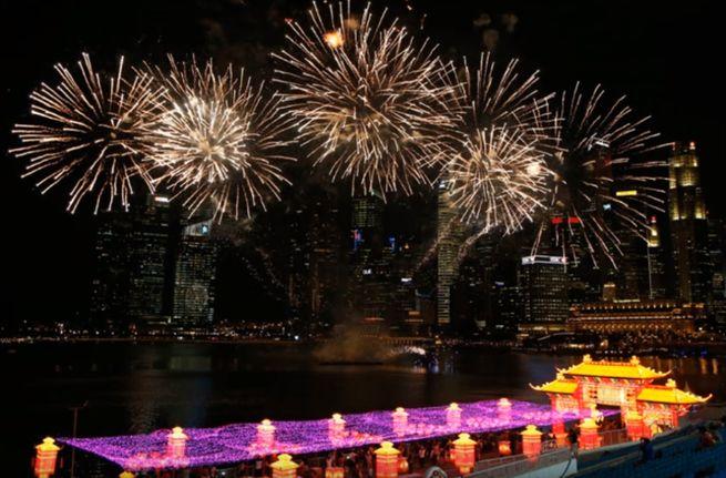 Китайский новый год, когда он начинается