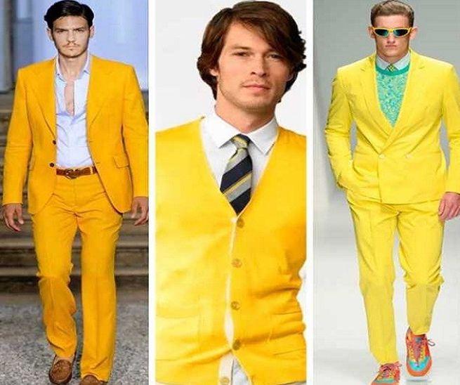 В каких цветах лучше всего встречать мужчинам новый год 2019