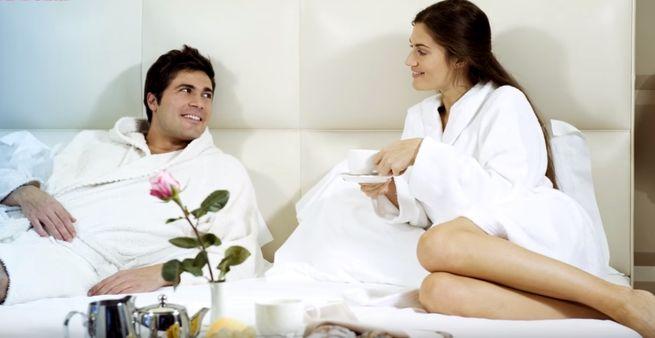 SPA программы для влюбленных пар