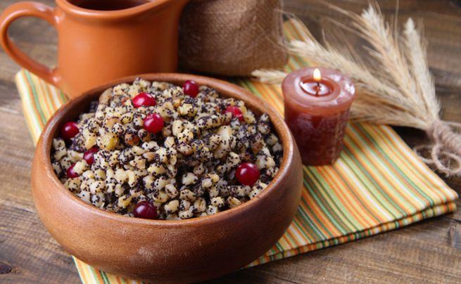 Рождественская кутья, классический рецепт приготовления из пшеницы с маком