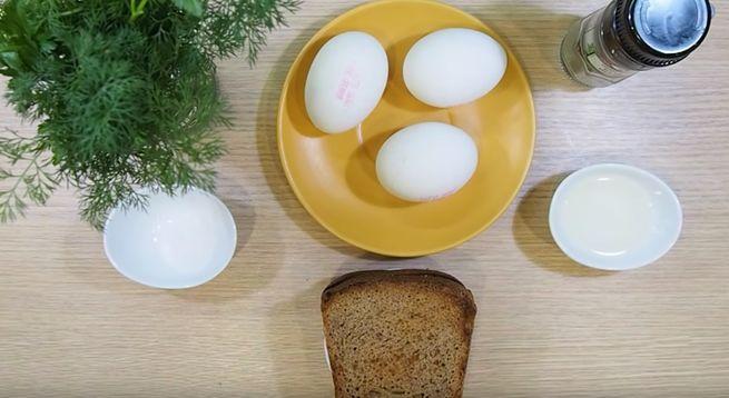 яйца орсини готовятся в духовке