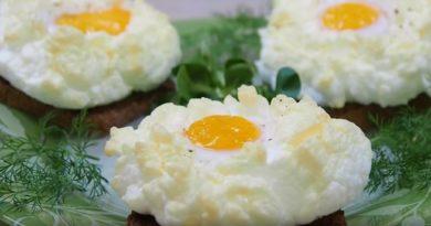 Яйца Орсини – 3 рецепта завтрака французскоко аристократа