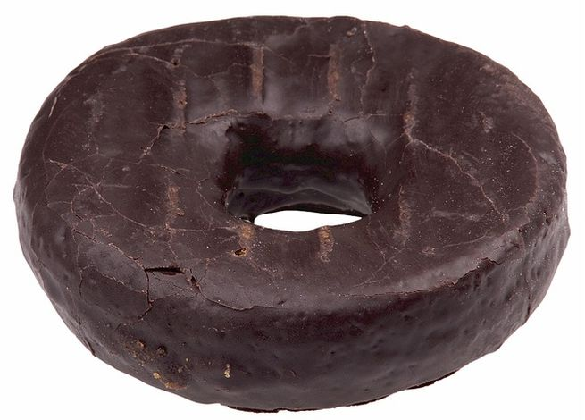 Шоколадный десерт - королевский пудинг