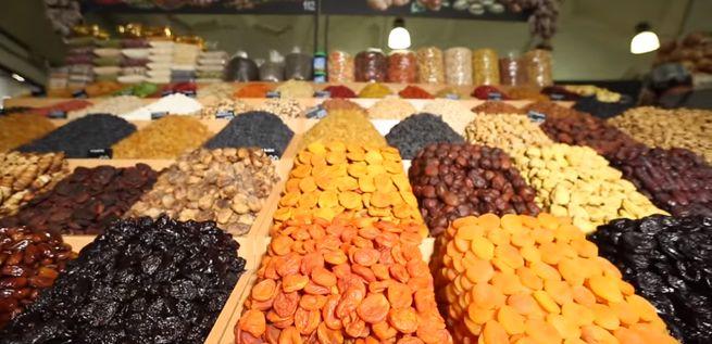 Сухофрукты - это волшебные и вкусные продукты