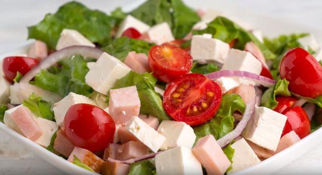 Простые и вкусные салаты на каждые день